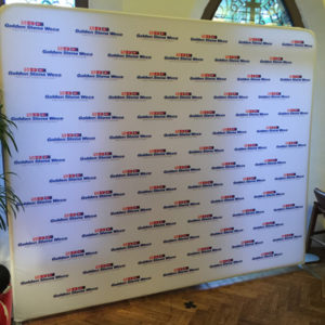 Tension Fabric Backdrop 5