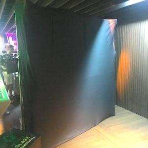 Foamboard Backdrop Back Cover